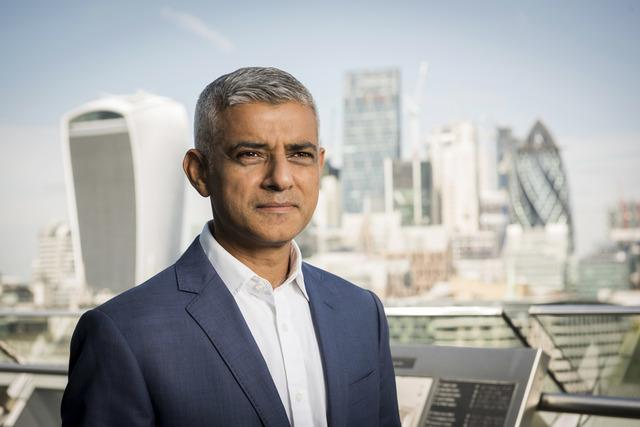 Spending at the Mayor's office has increased by more than £2 million since Sadiq Khan took charge (Photo: GLA).