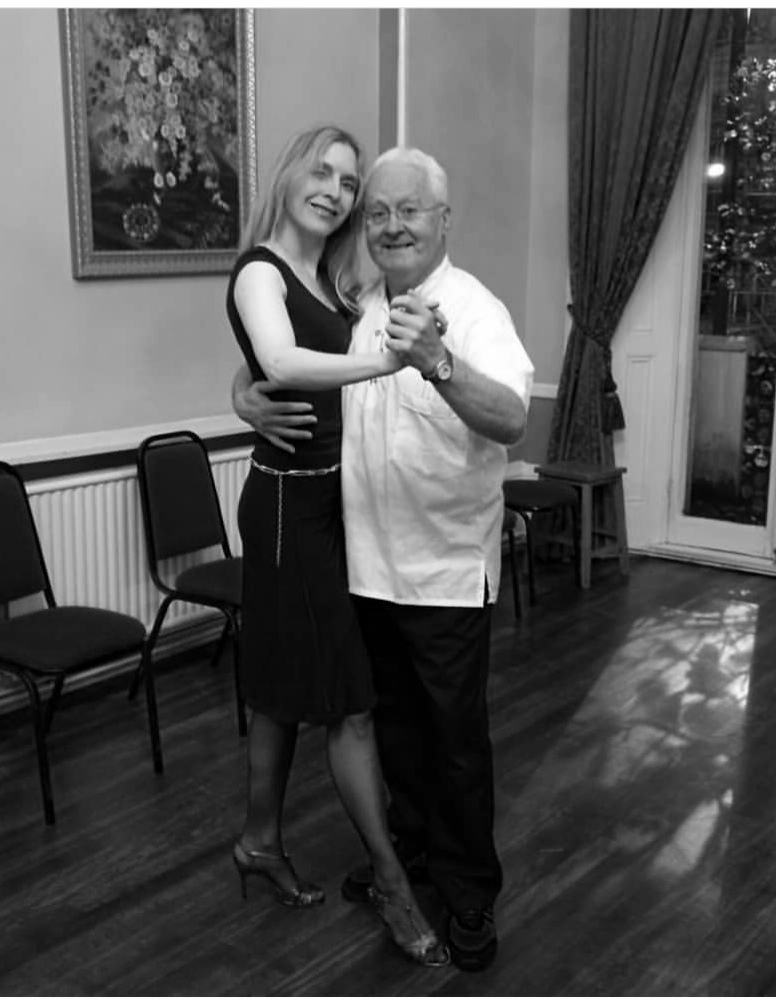 Argentine Tango Workshop with Richard and Jane