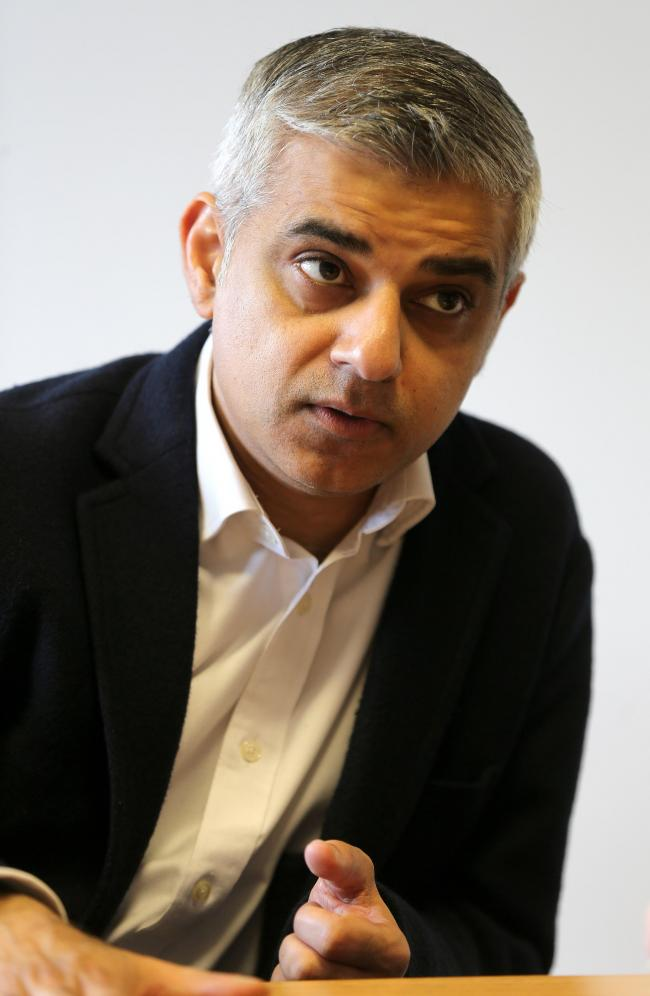 Mayor of London Sadiq Khan wants to be given the power to introduce rent controls