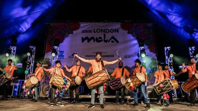Mela mania: the main stage will be alive with sound and colour