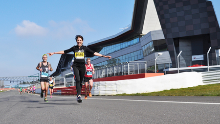 Run Silverstone: Half Marathon, 10K and 5K - Sunday 24 November 2019