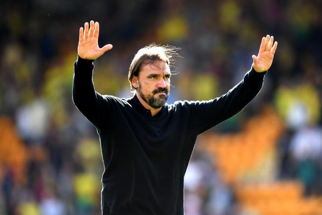 Daniel Farke was full of praise for hat-trick hero Teemu Pukki