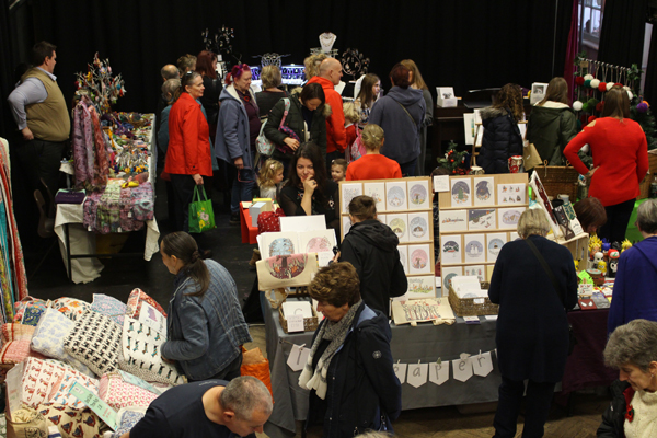 Art & Craft Fair at Queens Park Arts Centre