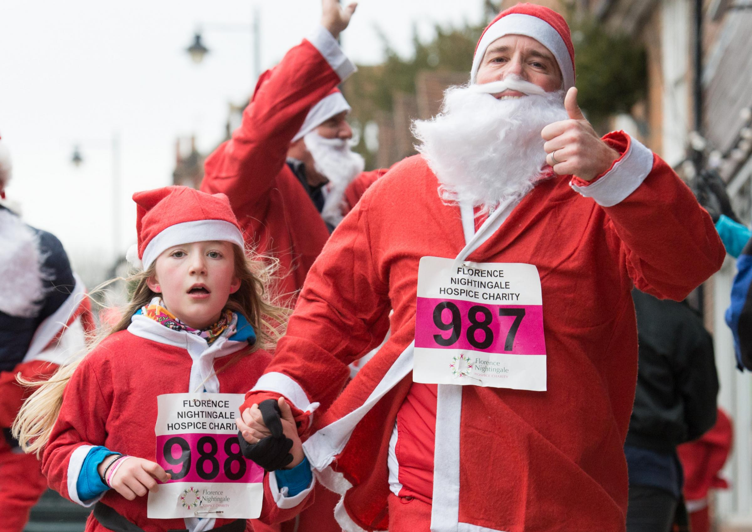 Great Missenden Santa Dash