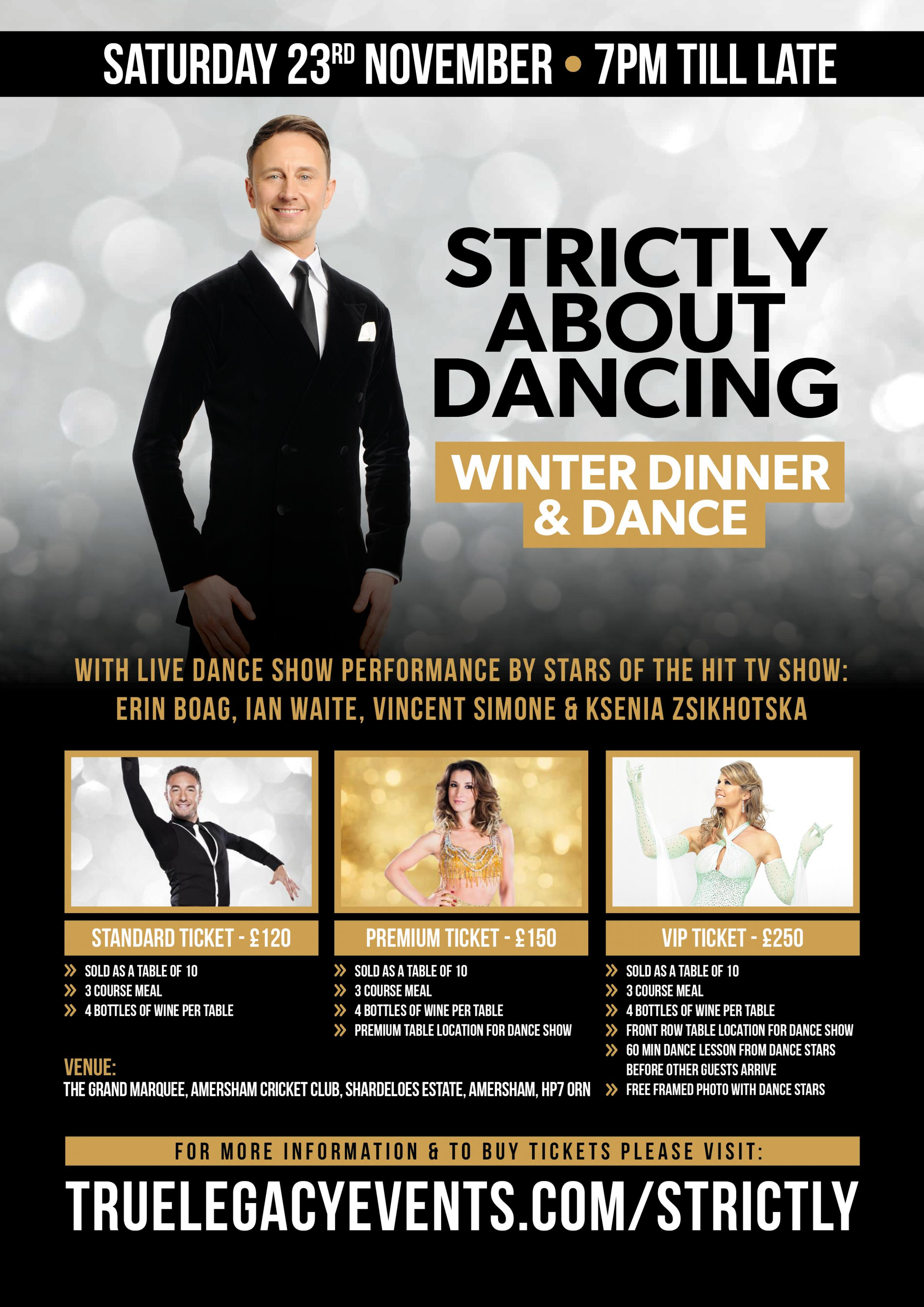 Strictly Winter Ball