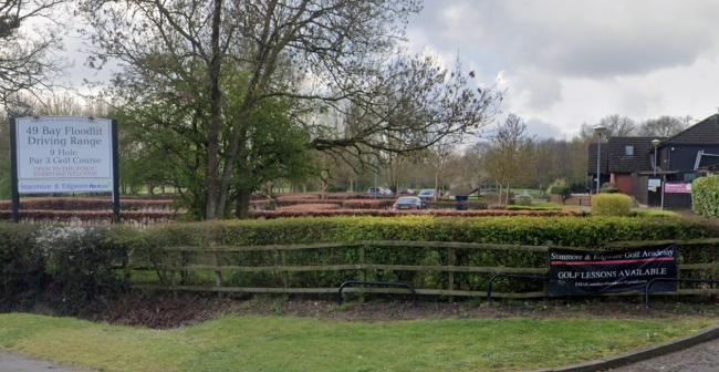 Stanmore and Edgware golf centre closed. (Picture: Street View)