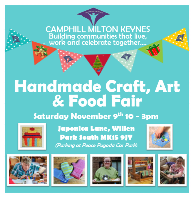 Camphill MK Communities Craft, Art & Food Fair