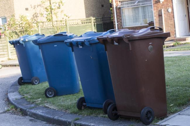 Harrow Council has urged residents to continue to think about recycling effectively
