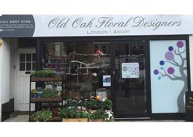 In bloom: Old Oak is now in the Good Florist Guide