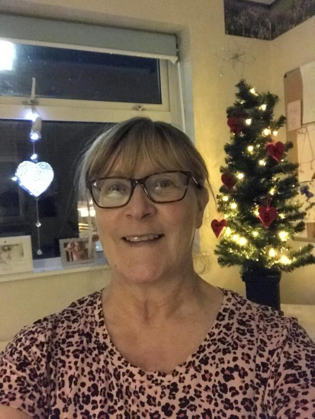 Julie Bartlett: hoping for a Christmas transplant