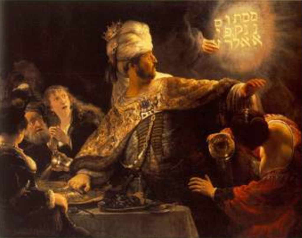 Come & Sing Belshazzar's Feast