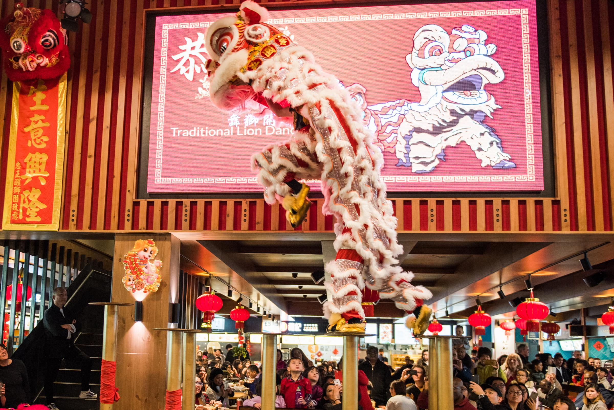 Chinese New Year Celebrations at Bang Bang Oriental