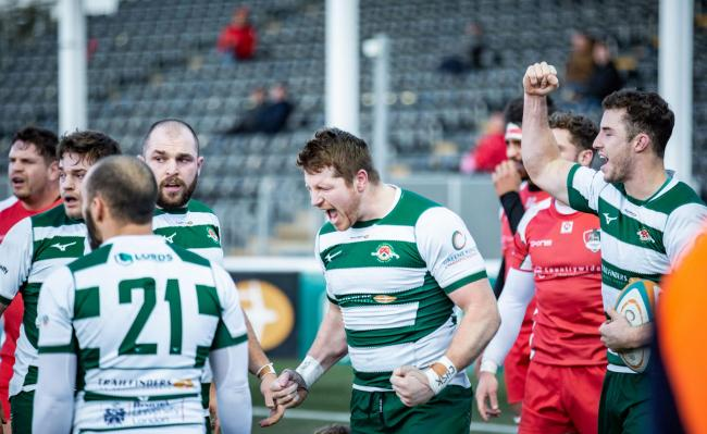 Sloan: Ealing Trailfinders playing like a 'proper Premiership contender'