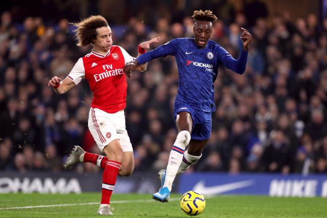 Chelsea are still sweating on the extent of the ankle injury to Tammy Abraham