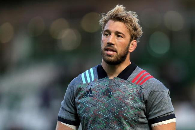 Chris Robshaw's second-half try helped Harlequins to their second win in four Premiership games