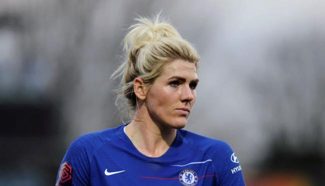 Chelsea defender Millie Bright