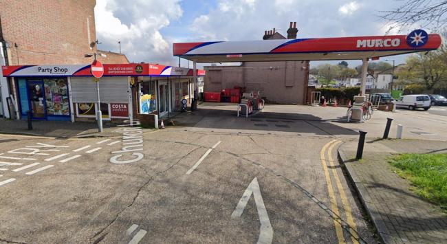 Woodchurch Filling Station (Photo: Google Maps)