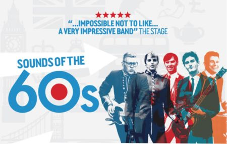 The Zoots Sounds of the 60s show Radlett Centre Thursday 7th May