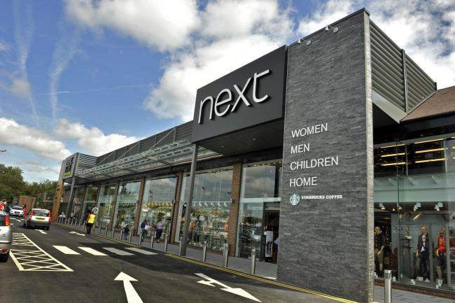 Next confirm what new safety measures will be in place when stores reopen. Picture: Next