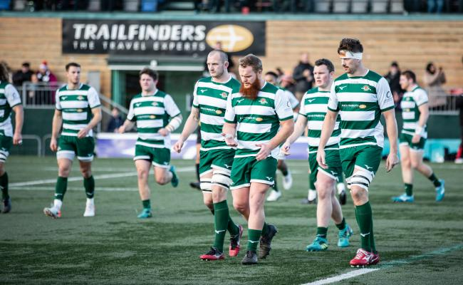 Cancelling season the right decision, says Ealing director of rugby Ward
