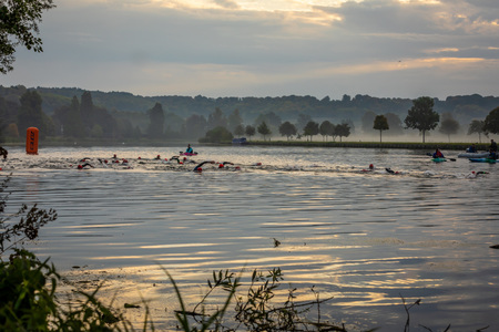 Dorney Lake Triathlon 2020 - Sunday 2 August