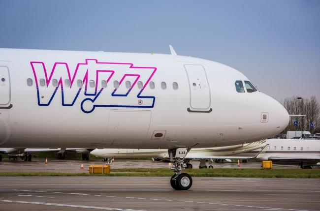 Wizz Air is launching flights from London to Sicily this year