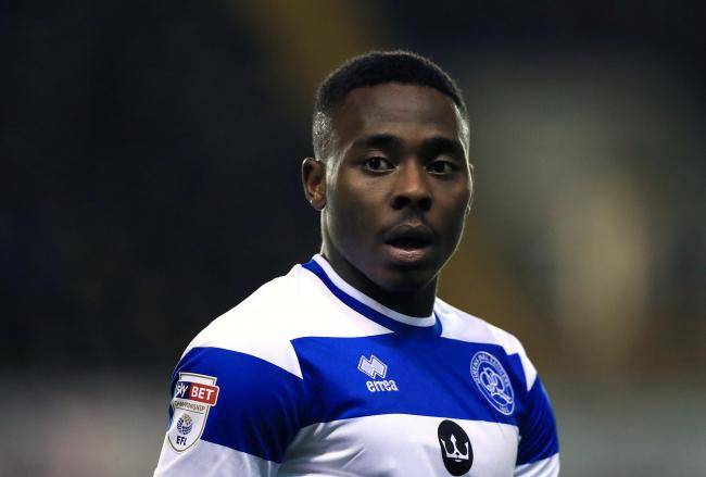 Osayi-Samuel joined QPR from Blackpool in 2017