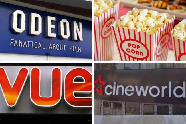 When Odeon, Vue, Cineworld and Showcase will reopen - and what they'll show