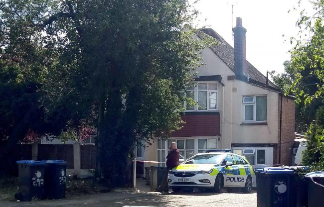 A baby was murdered at Preston Road, Wembley (Photo: SWNS)
