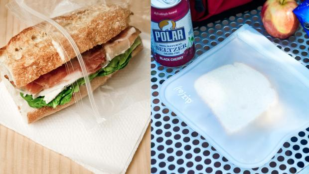 Ealing Times: Switching to reusable sandwich bags has saved me money over time. Credit: Getty Images / Reviewed