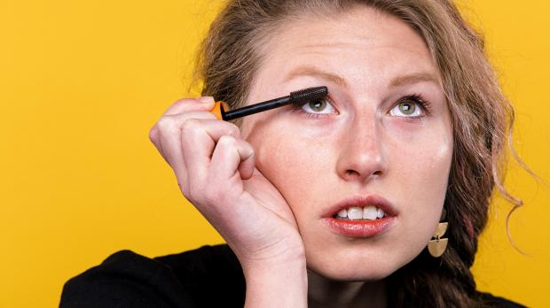 Ealing Times: Switching to a cheaper mascara has saved me money. Credit: Reviewed