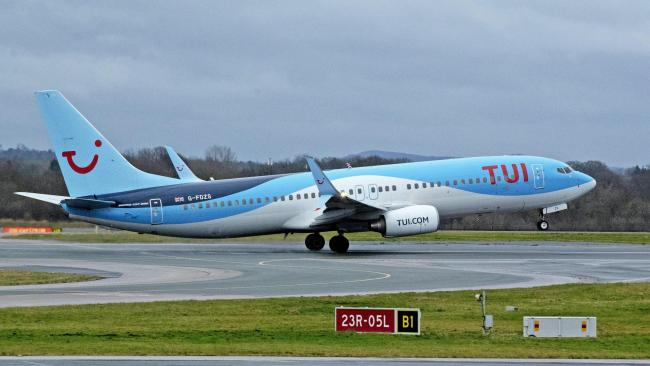 Nearly one in three of TUI shops in the UK and the Republic of Ireland will close. Photo: PA