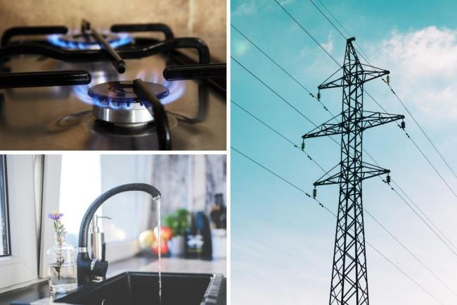Some of Britain's biggest utility companies ar involved (Photos: Pixabay / Pexels).