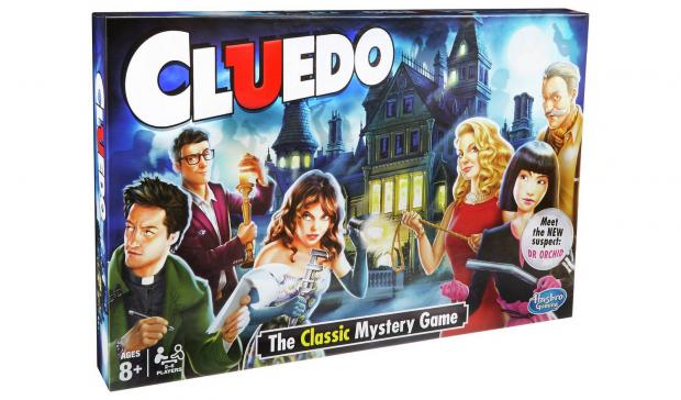 Ealing Times: Cluedo board game. Picture: Hasbro Gaming