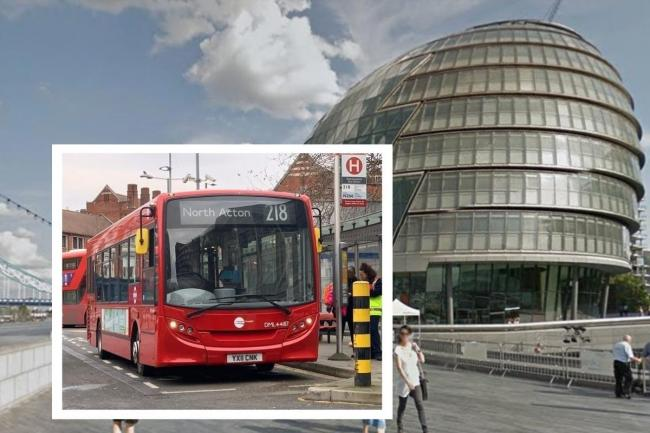 The London Assembly could not agree on the bus safety report (Photo: Canva).