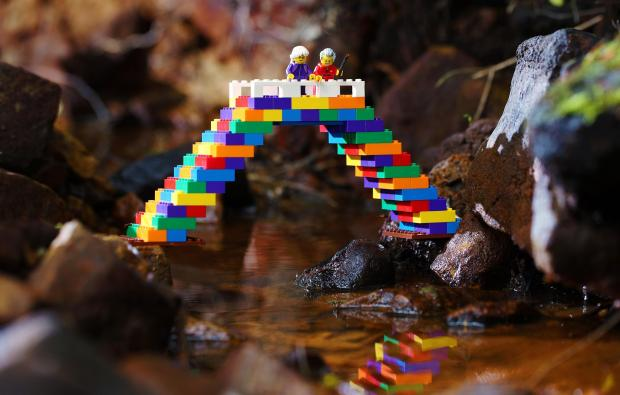 Ealing Times: Picture: Lego Facebook Page