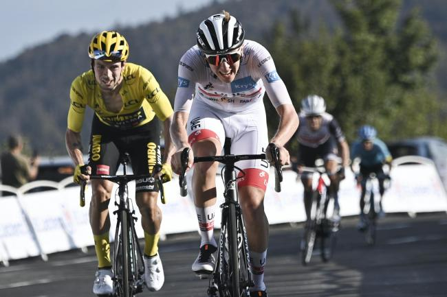 Primoz Roglic Convinced A Slovenian Will Top Podium At Tour De France Ealing Times