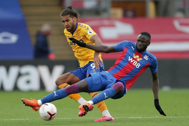 Cheikhou Kouyate has impressed in an unfamiliar position for Crystal Palace in recent weeks