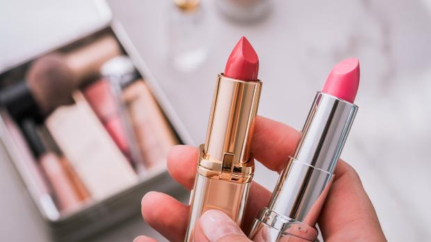 Ealing Times: Because you may ingest lip products unknowingly, it's important to stay on top of replacing them. Credit: Getty Images / misuma