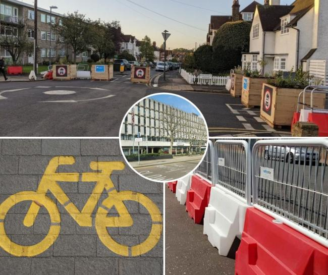 The Streetspace schemes have been met with mixed opinions in Harrow (Photo: Atish Anand/Harrow Council/Newsquest/Pixabay)