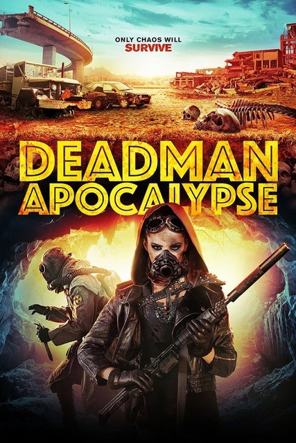 Ealing Times: Global success: 'Deadman Apocalypse' proved to be a big hit in the USA