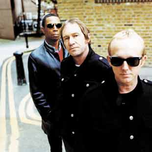 Ocean Colour Scene: Oscar Harrison, Simon Fowler and Steve Craddock
