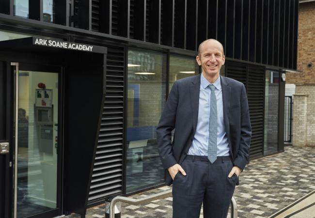New Ealing secondary school set to open in September following COVID delay