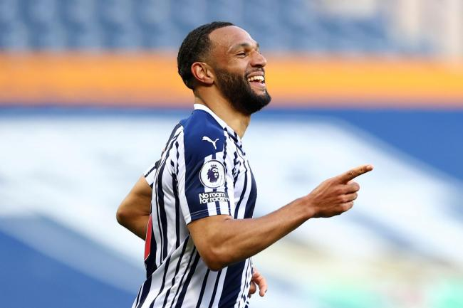 Matt Phillips scored West Brom's second goal against Southampton