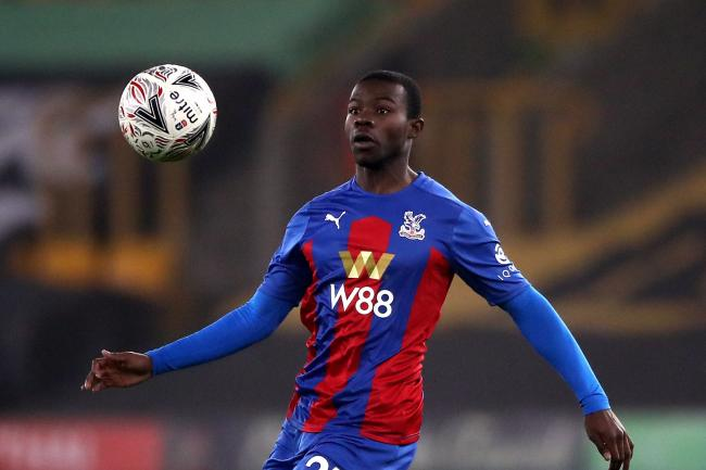 Crystal Palace's Tyrick Mitchell has signed a new contract with the club