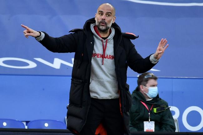 Pep Guardiola has urged his Manchester City side to get on the front foot against Borussia Dortmund