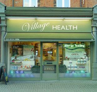 New look Village Health