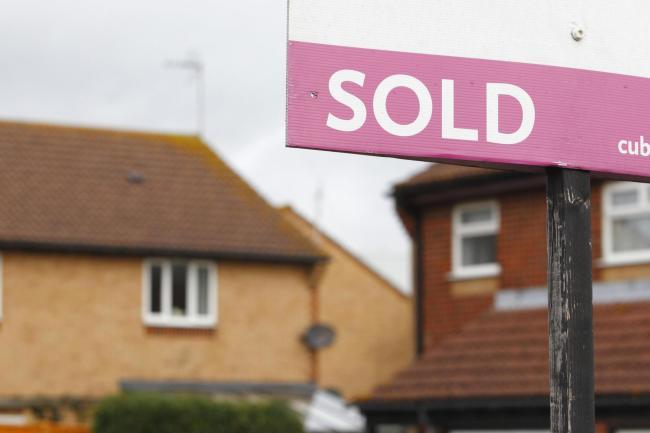 House Sales Slump