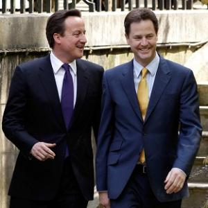 David Cameron and Nick Clegg will unveil the full details of their historic coalition deal