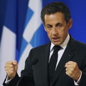 Ealing Times: French President Nicolas Sarkozy is to host new Prime Minister David Cameron (AP)